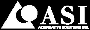ASI logo white version