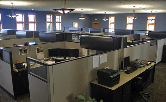ASI cubicles