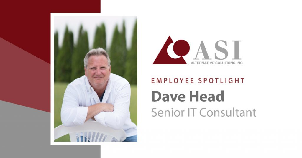 Dave H Employee Spotlight