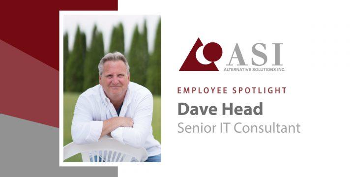 Employee Spotlight: Dave