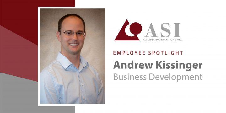 Employee Spotlight: Andrew