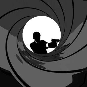 James Bond themed image