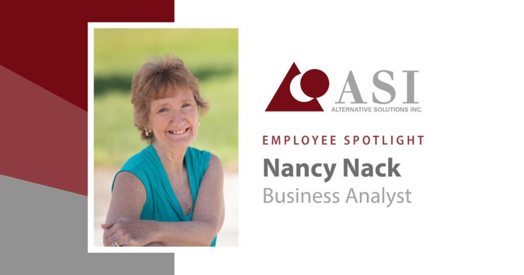Nancy Employee Spotlight
